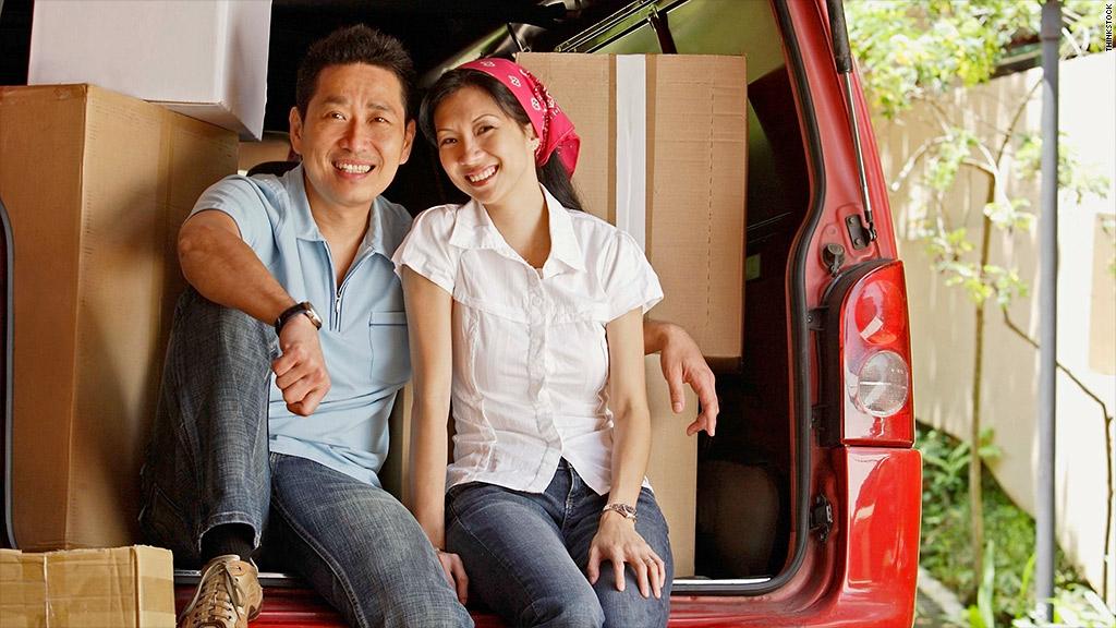 Chinese buyers flood U.S. housing market