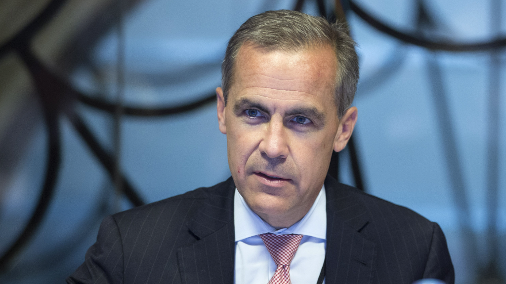 Supermark: Mark Carney joins Bank of England
