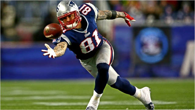Aaron Hernandez jersey now a collectible after murder charge 036f0d01b