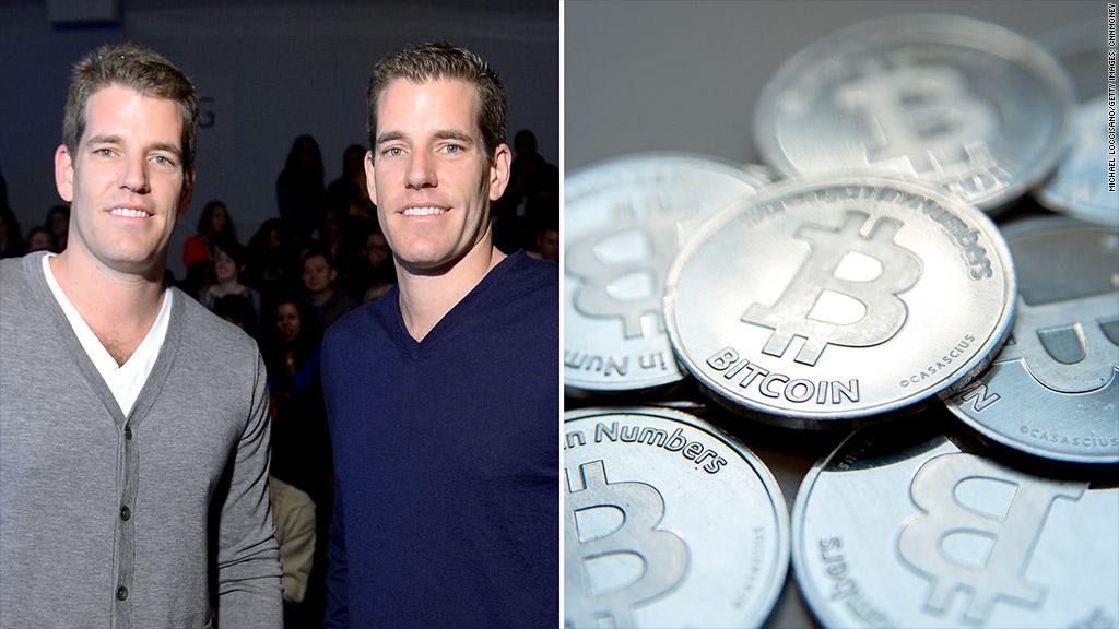 winklevoss twins bitcoin