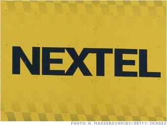 tech shutdown nextel