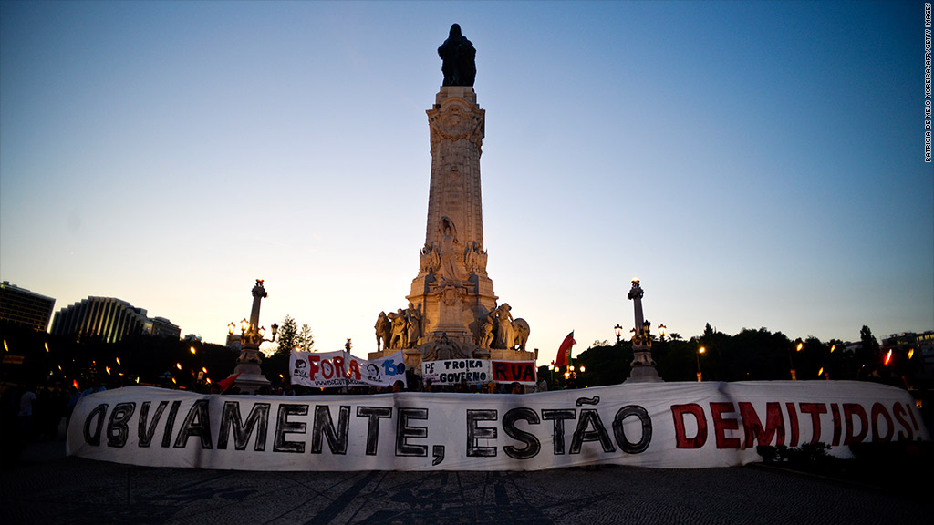portugal government crisis