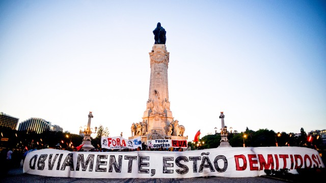 Portugal May Re Ignite Europe Crisis
