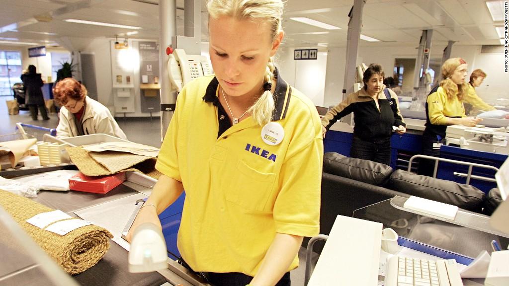 shortest work week sweden