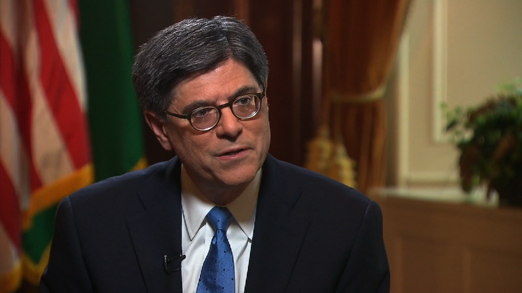 Lew on U.S. workers competing with China