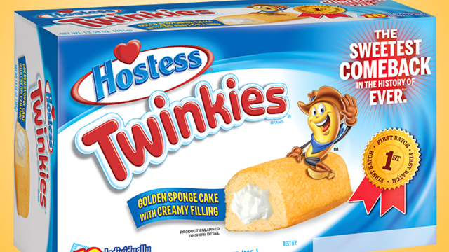 First batch' Twinkies go on sale at Wal-Mart