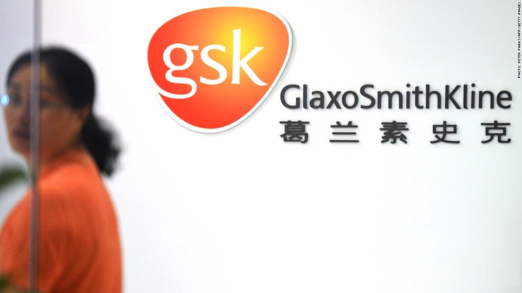 glaxosmithkline china bribery