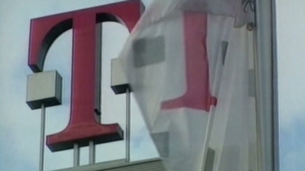 AT&T, T-Mobile leapfrog for Leap wireless