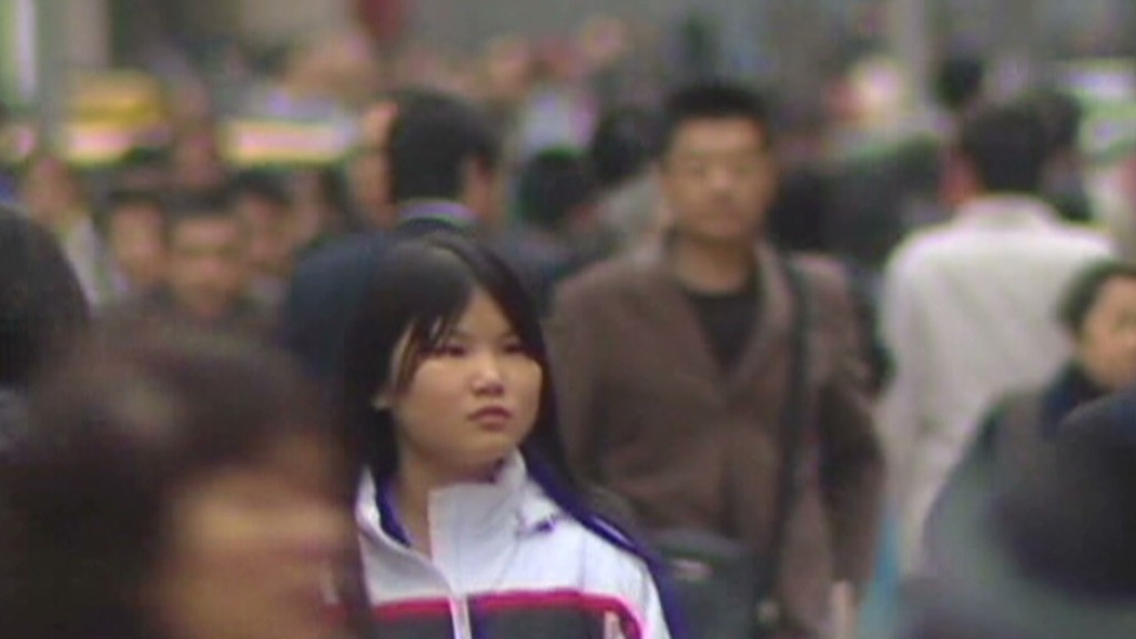 Why is China's economy cooling down?