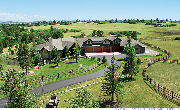 the 4 to the royal ranch colorado million dollar ranches for sale