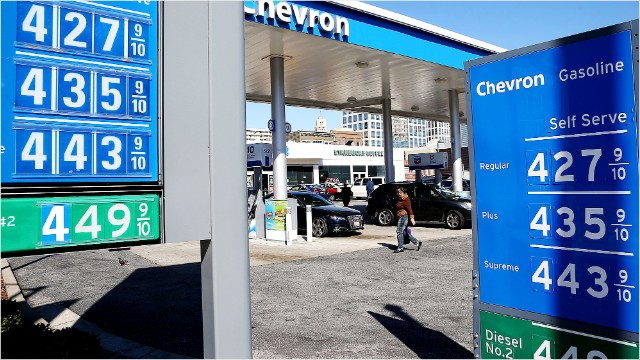 Gas Prices In California >> California Gets 4 A Gallon Gas Who S Next