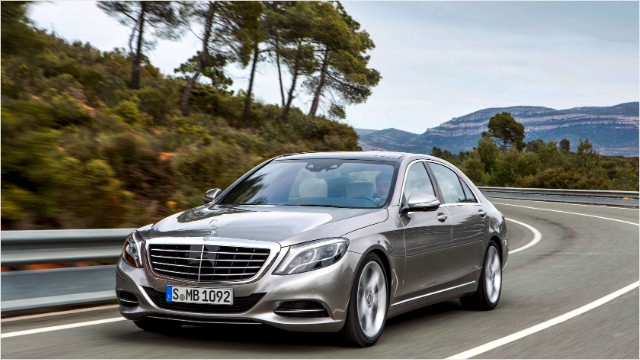 mercedes s-class: closest thing yet to a self-driving car