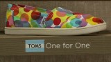 How TOMS donated 10 million shoes