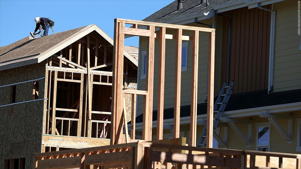housing starts 071713