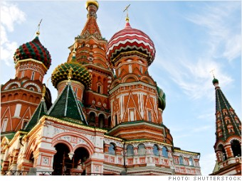 most expensive places expats moscow