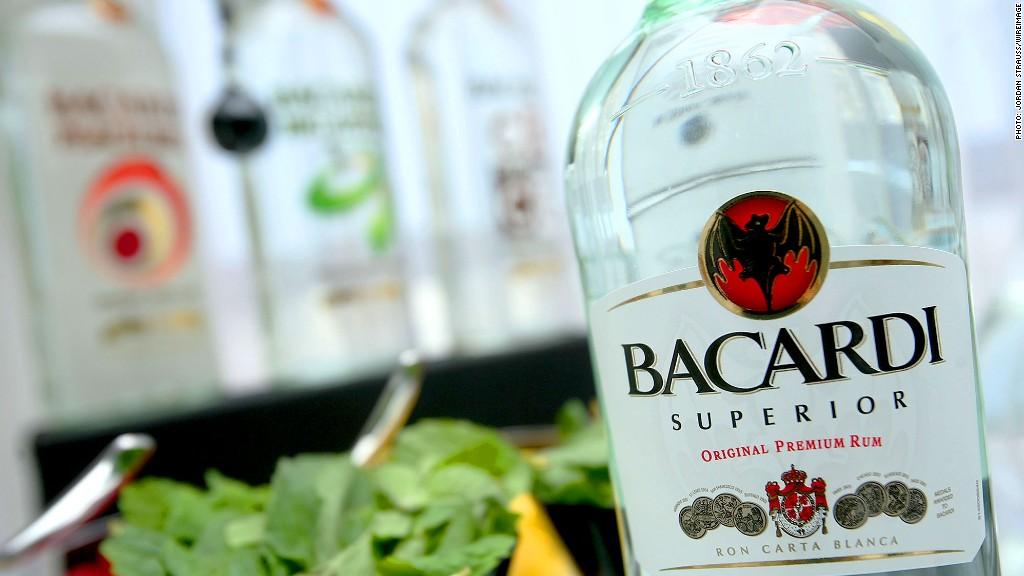 bacardi rum tax breaks