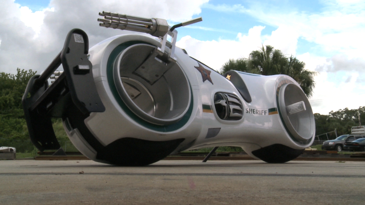 Take A Ride On A Neutron Bike Video Personal Finance