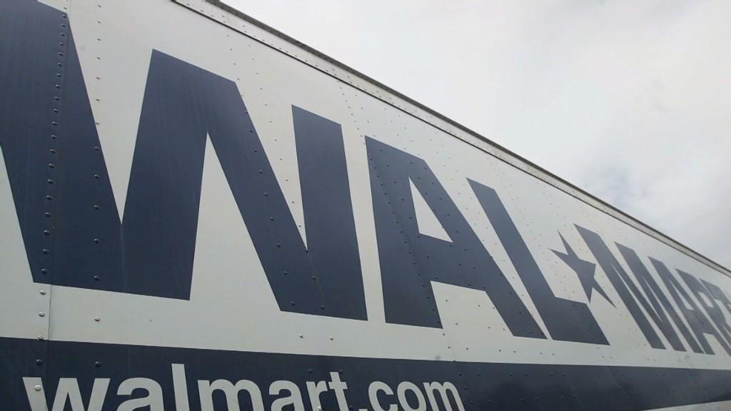 Wal-Mart's plan to beat Amazon