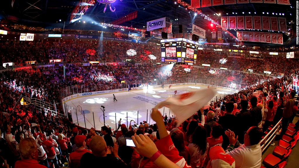 detroit joe louis arena
