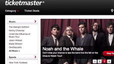 Ticketmaster could have been 'an Amazon'
