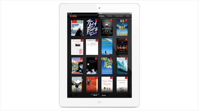 Apple's proposed punishment: Amazon gets its iPad bookstore back