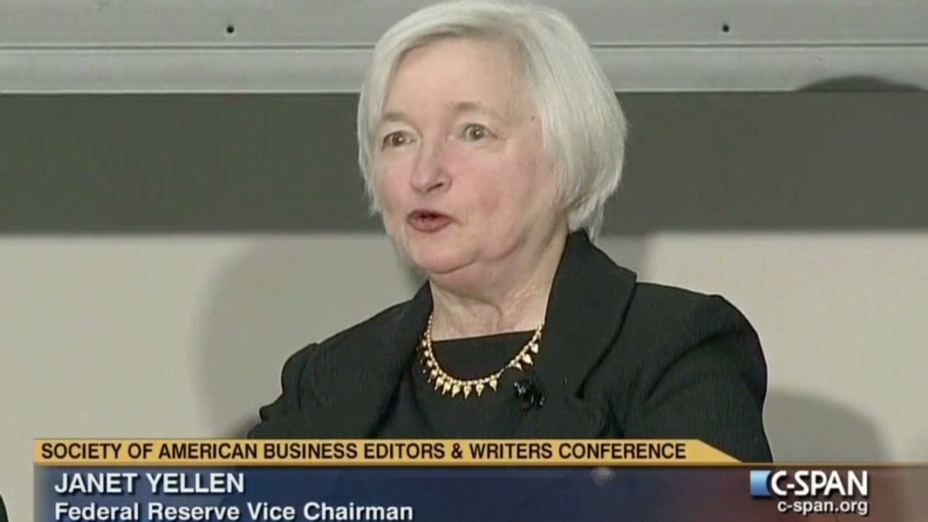 Yellen vs. Summers in Fed Chief face-off