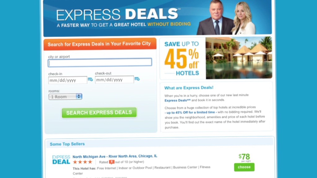 Priceline flies closer to $1,000