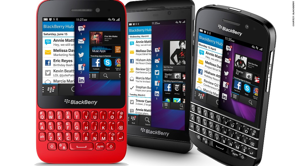 blackberry devices