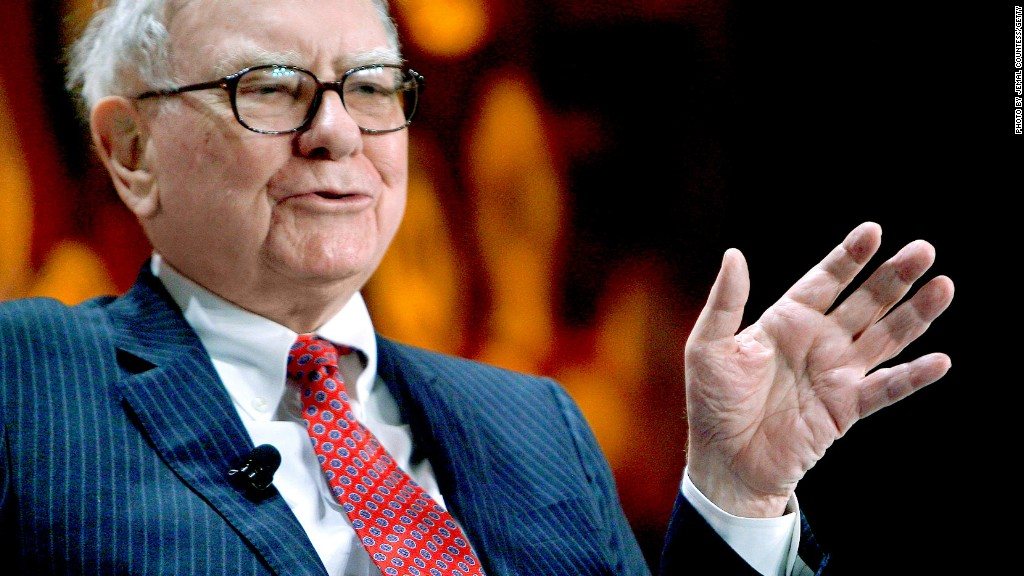 warren buffet suncor