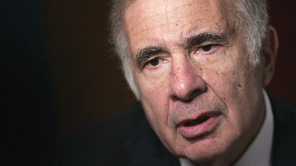 Apple? Chesapeake a bigger hit for Icahn