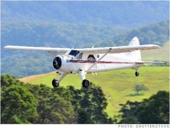 Airplane pilots - America's most dangerous jobs - CNNMoney