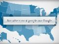 Where people use Google