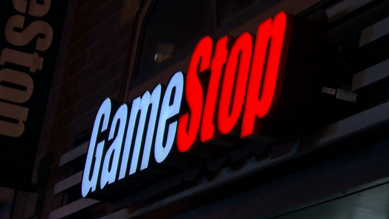 Gamestop To Shutter 100 Stores