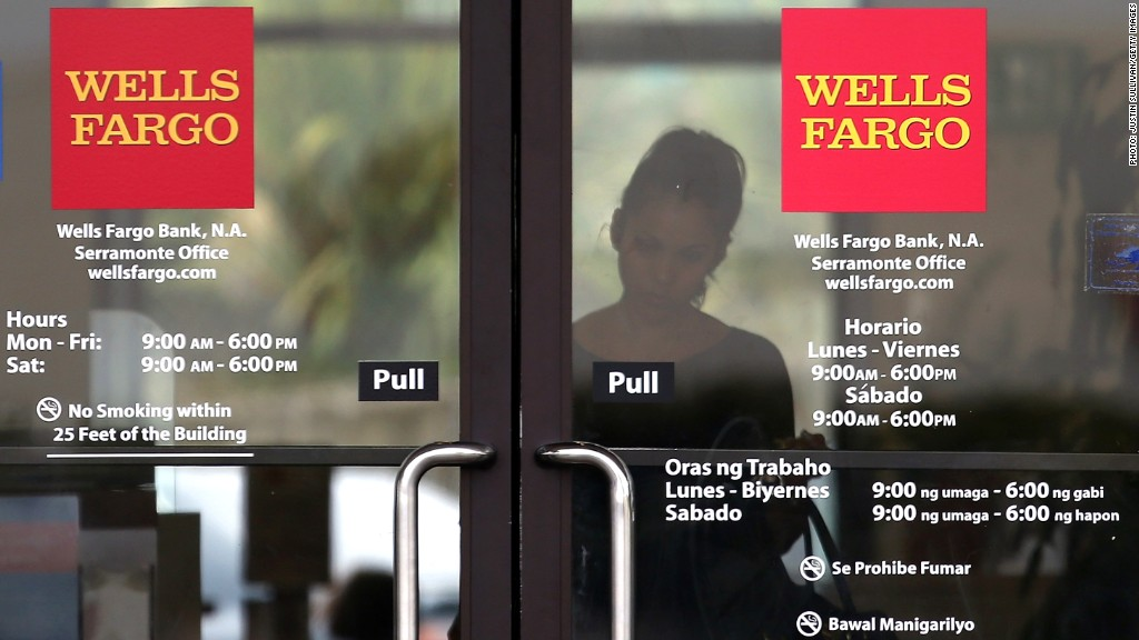 wells fargo layoffs