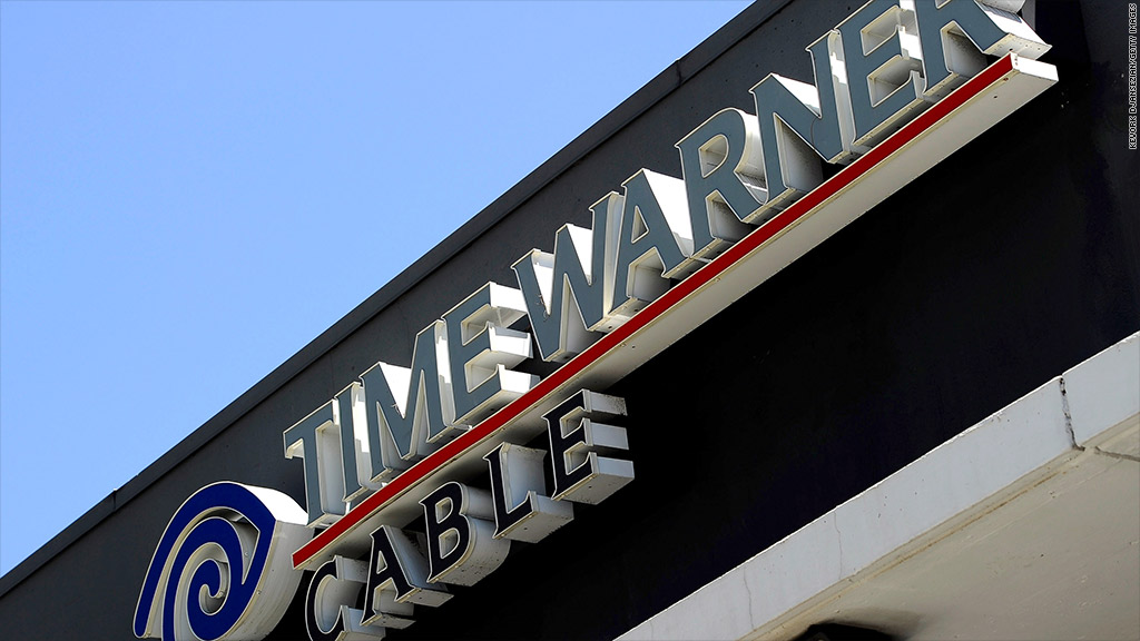 Charter announces bid to buy Time Warner Cable