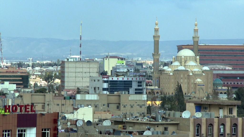 Fleeing Syrians boost Iraq's economy
