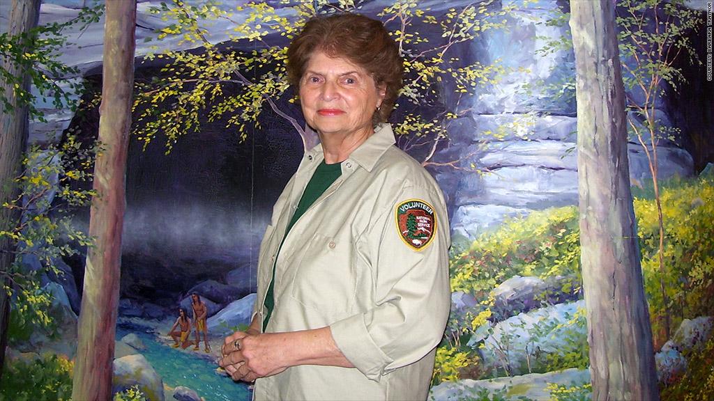 barbara traynor volunteer retirees