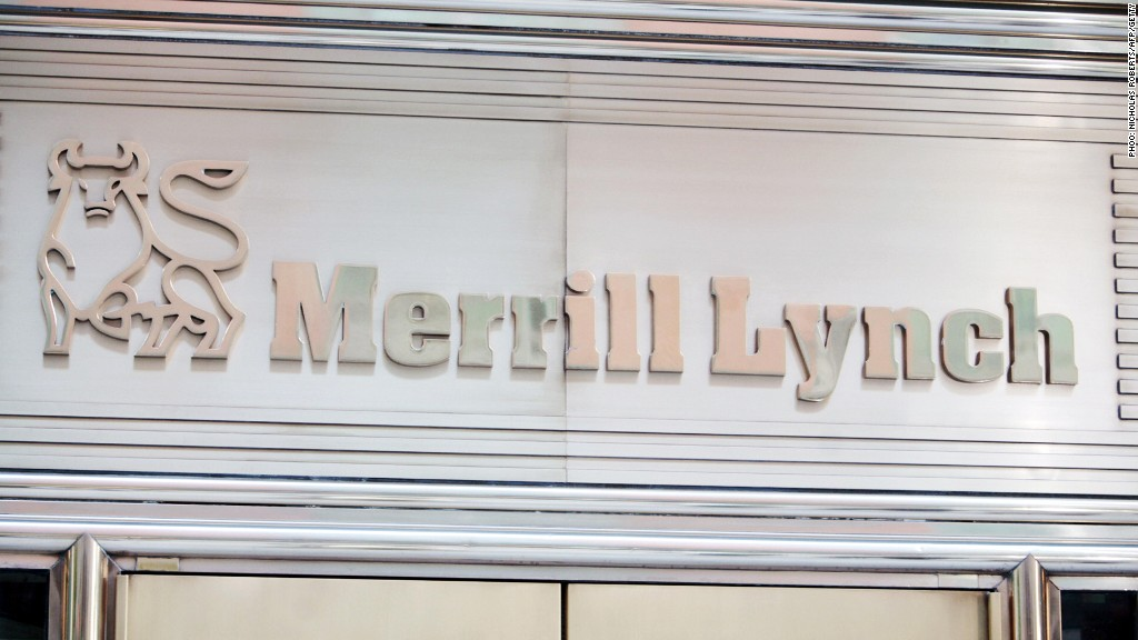 Merrill Lynch Agrees To 160 Million Racial Bias Settlement