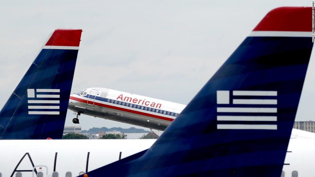 american us airways