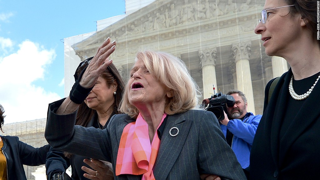 edie windsor supreme court