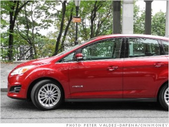 little big cars ford c max