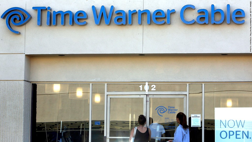 time warner cable cbs