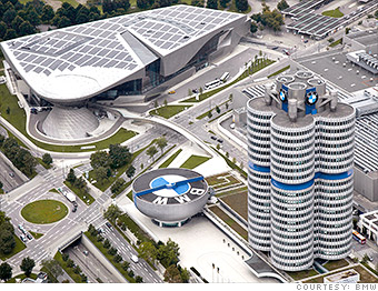 top employers bmw group