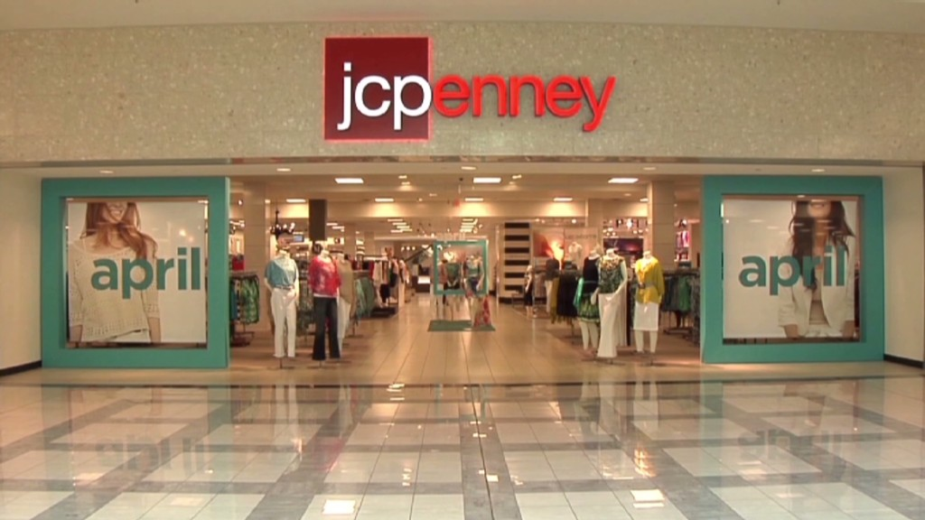 JCPenney's newest customers: hedge funds
