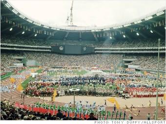 olympics montreal