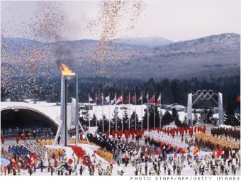 olympics lake placid