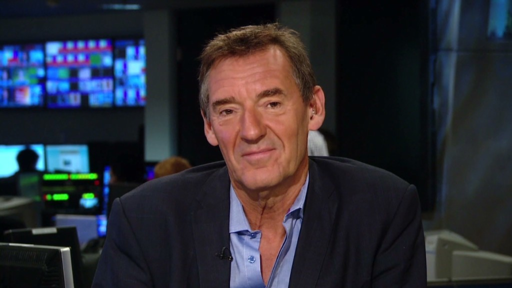 Recap: Jim O'Neill on the BRIC problem