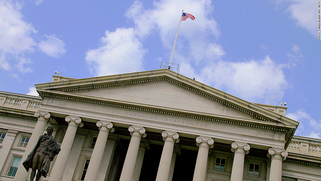 us treasury building 090913