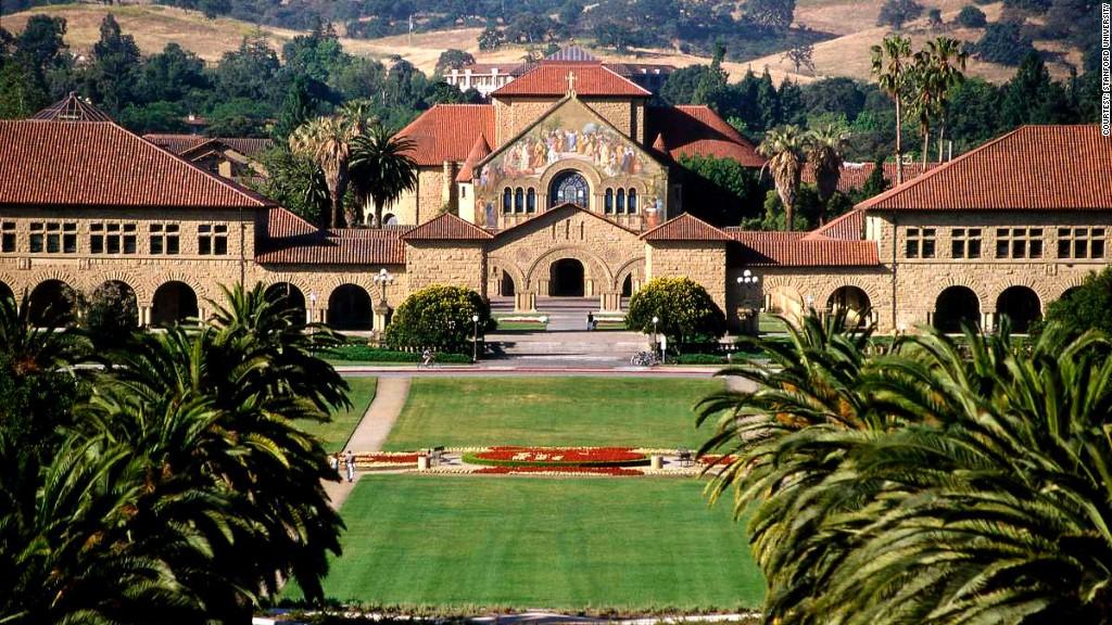 highest paid alumni stanford university