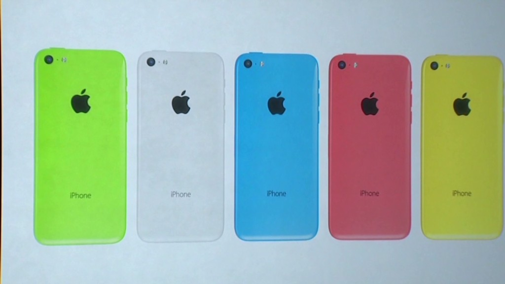 Apple's $99 iPhone 5C in 60 seconds